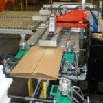 Automatic skladač kartónových krabíc