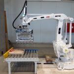 Robotizované pracovisko